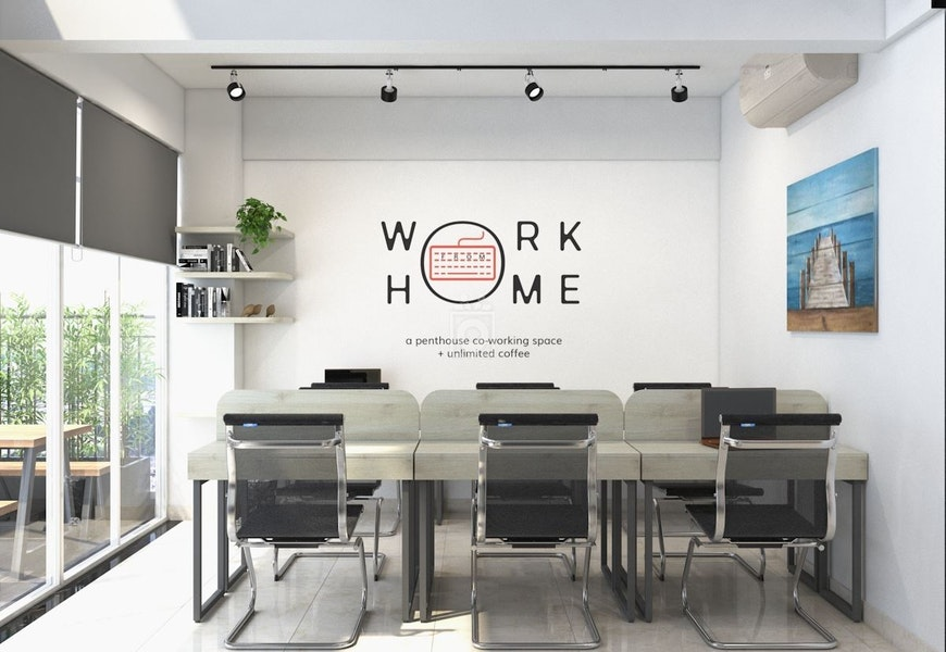 Work From Home, Ho Chi Minh City