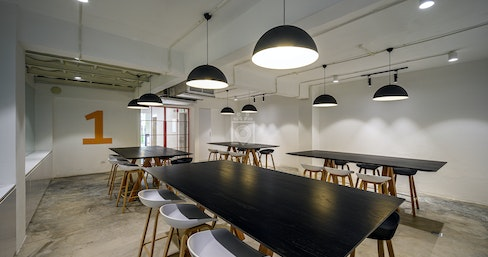 Work Not Work, Ho Chi Minh City | coworkspace.com