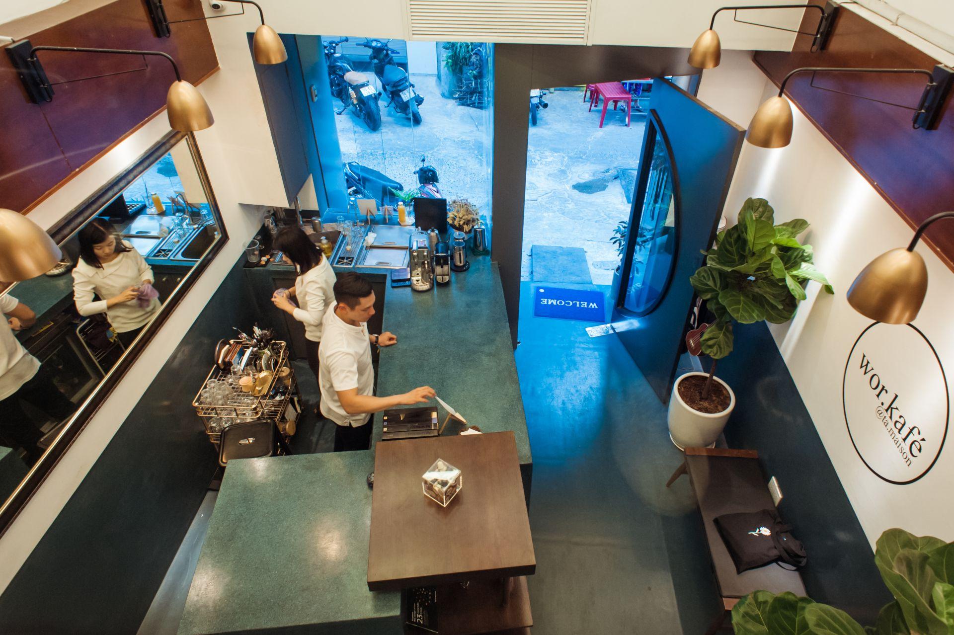 Wor.kafe, Ho Chi Minh City