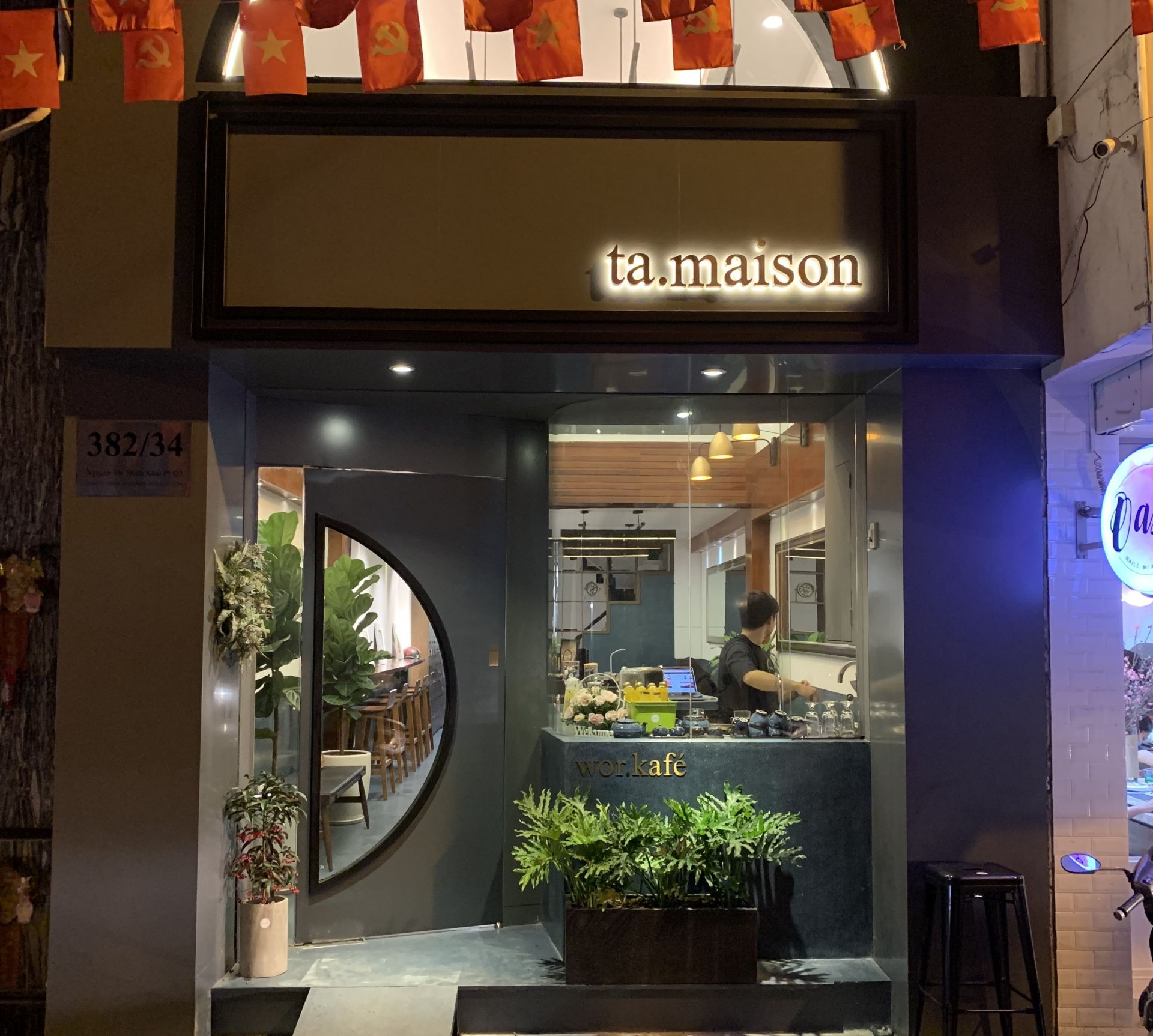 Residence Maison Blanche Lille wor.kafe, ho chi minh city - book online - coworker