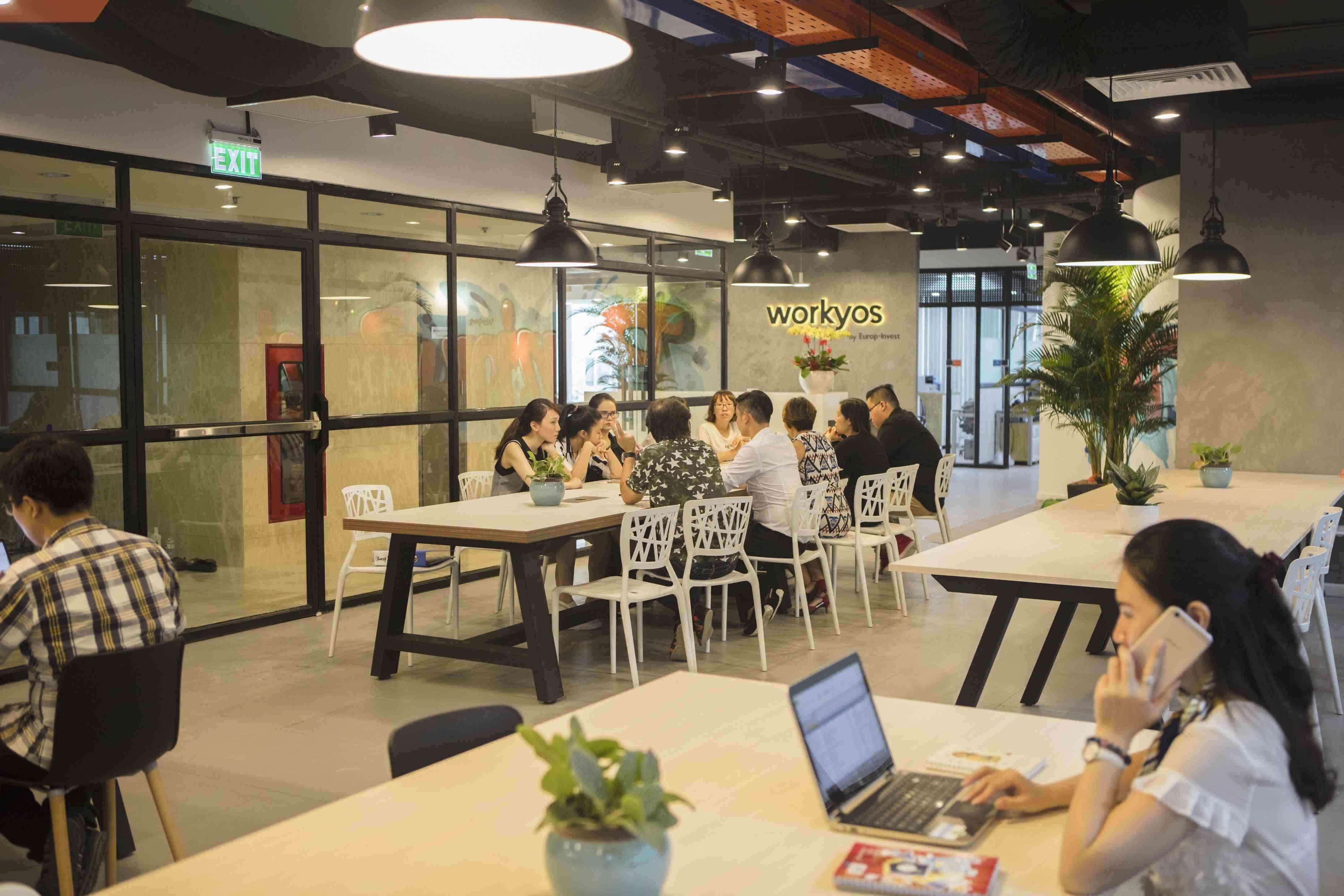 Workyos, Ho Chi Minh City