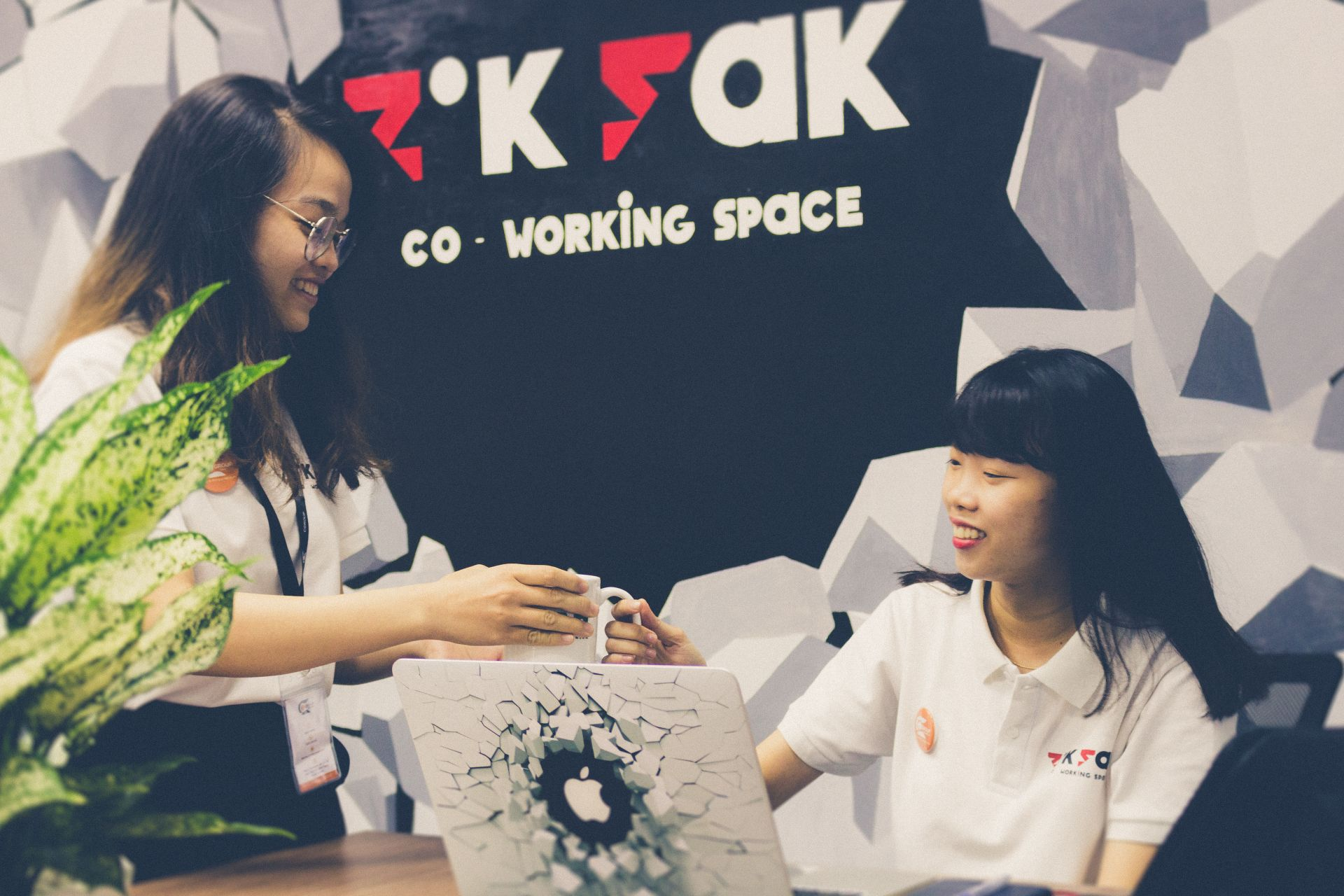 ZikZak co-working space 1, Ho Chi Minh City
