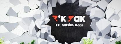 ZikZak co-working space 1