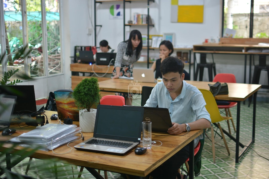 CoPLUS Working Space, Hue
