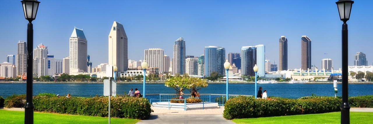 Picture of San Diego
