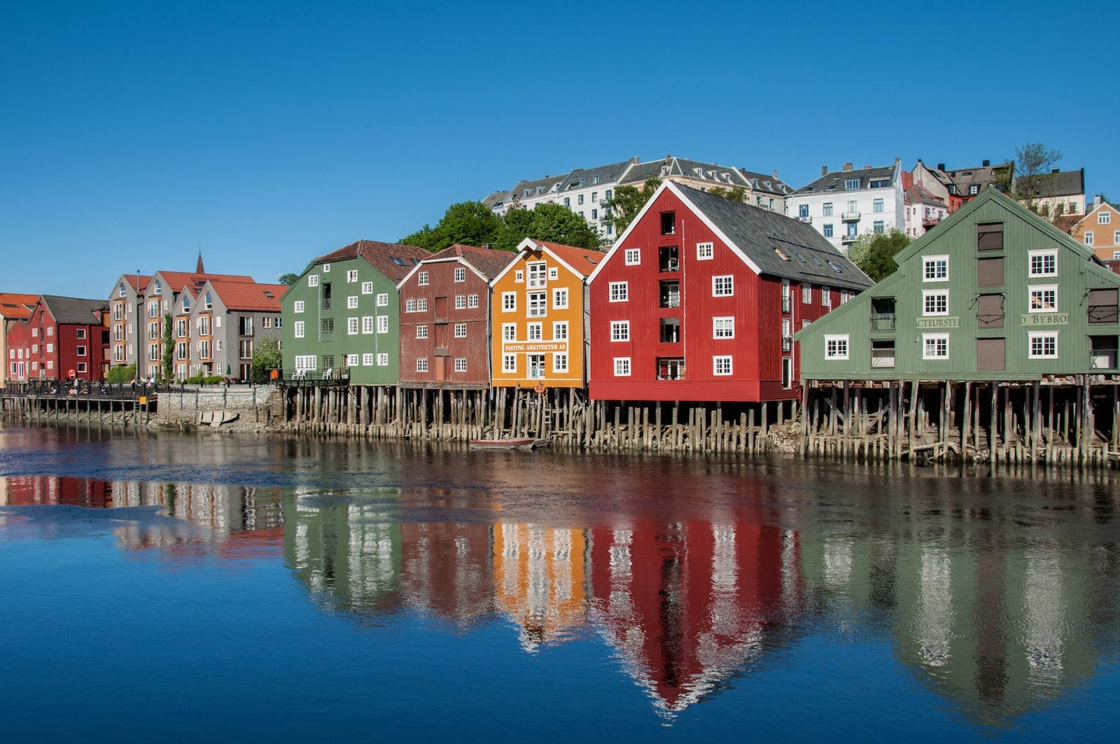Picture of Trondheim