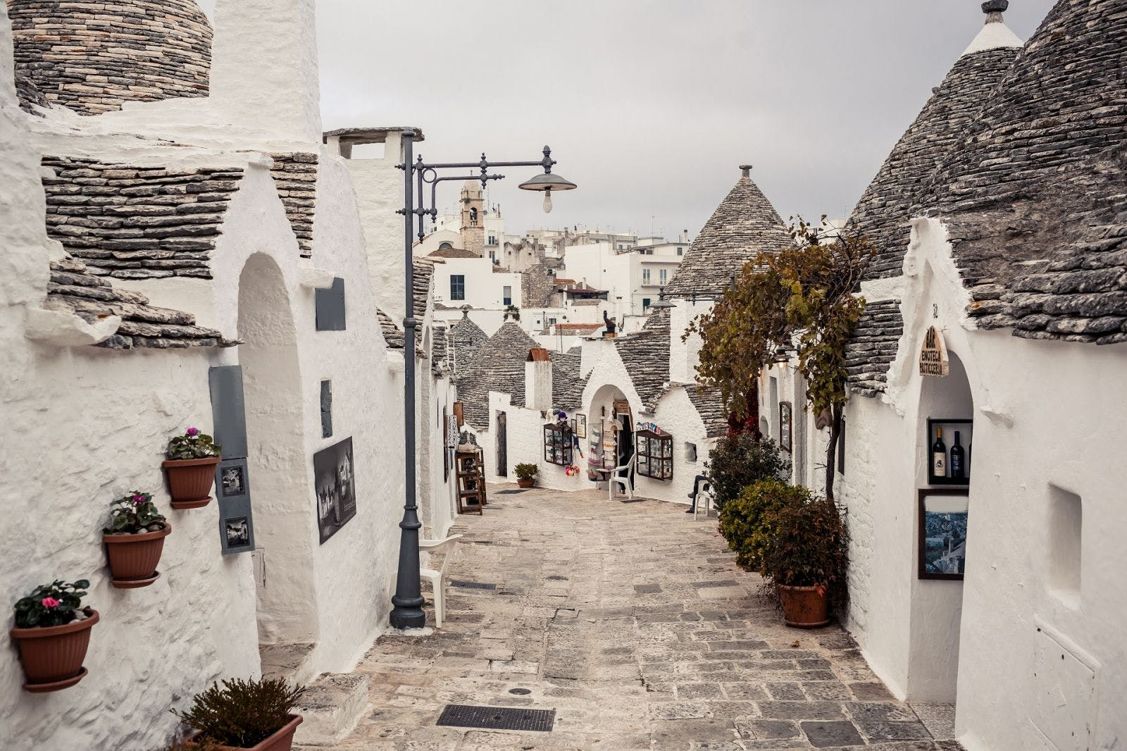 Picture of Alberobello