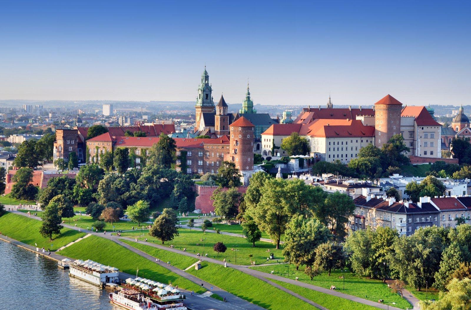 Picture of Krakow