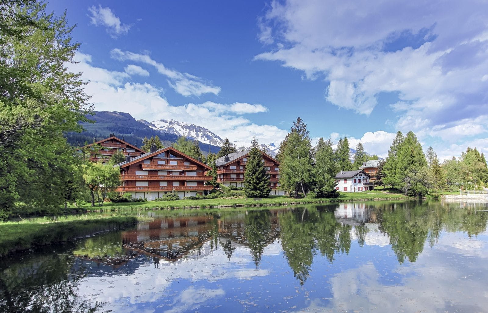 Picture of Crans-Montana