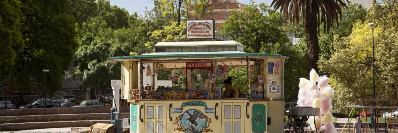 Picture of Mendoza