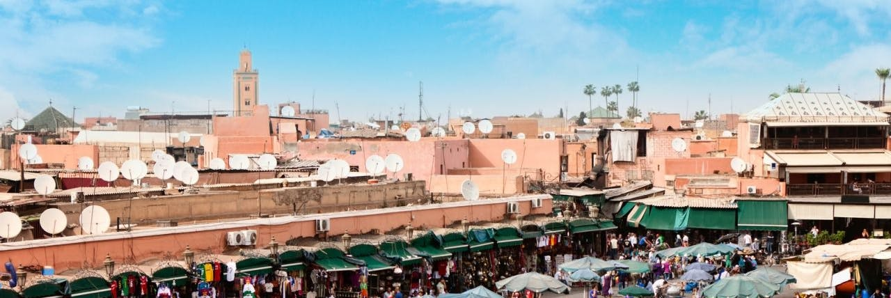 Picture of Marrakech