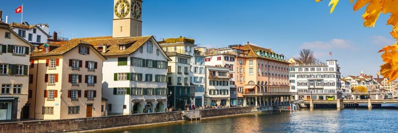Picture of Zurich