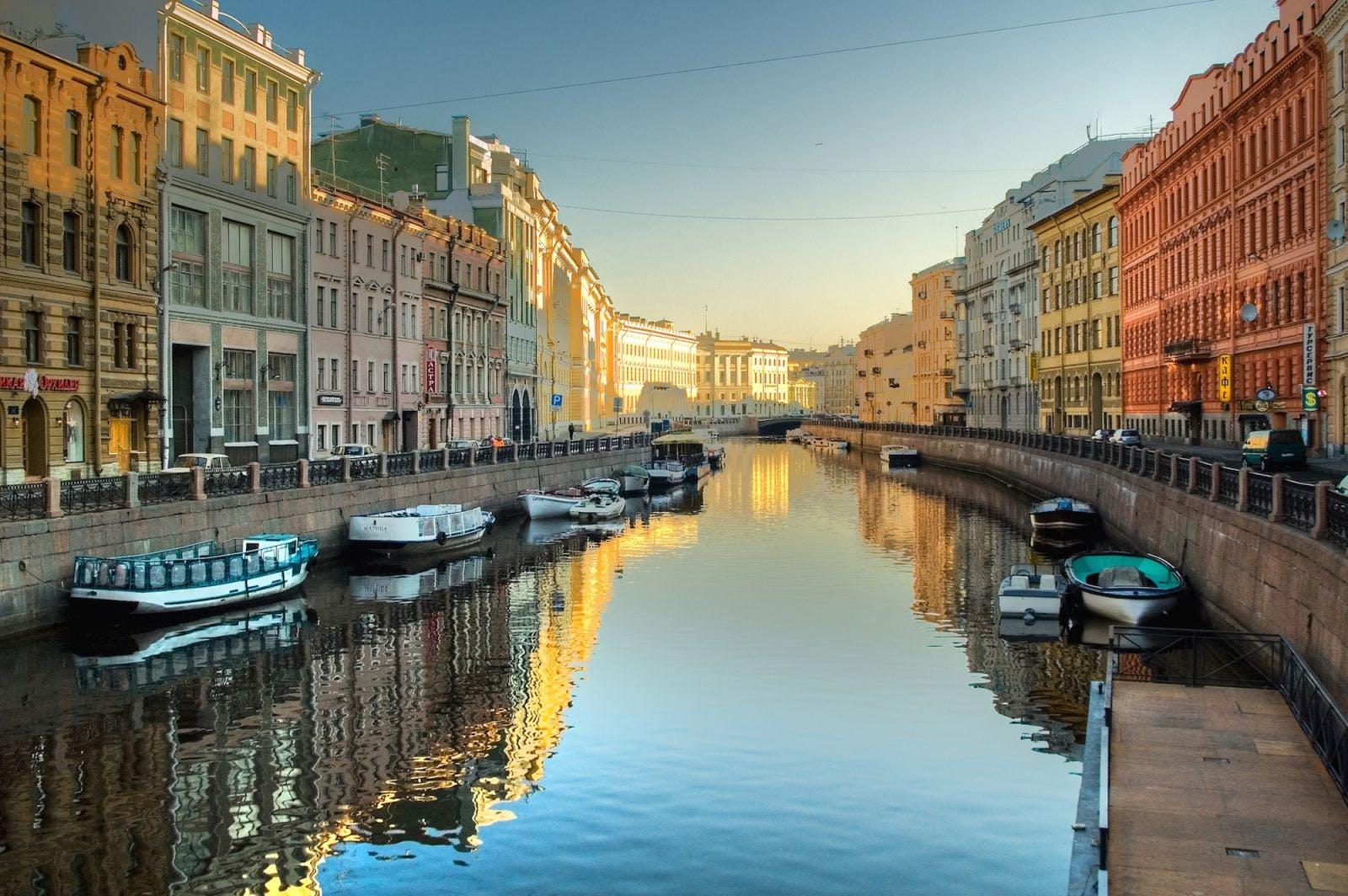 Picture of Saint Petersburg