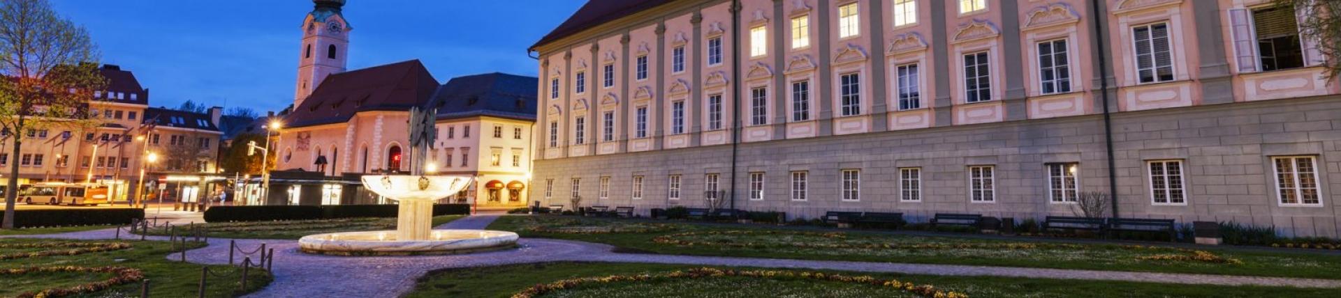 Top coworking spaces in klagenfurt austria