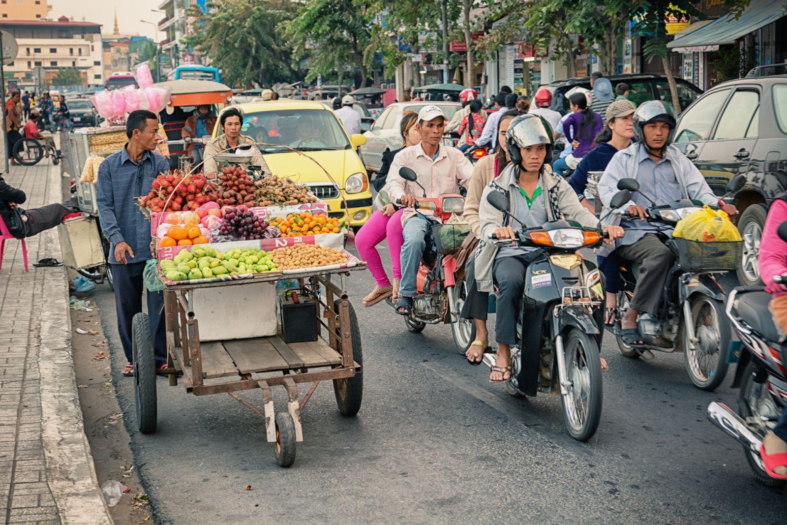World Pop Tour In Phnom Penh