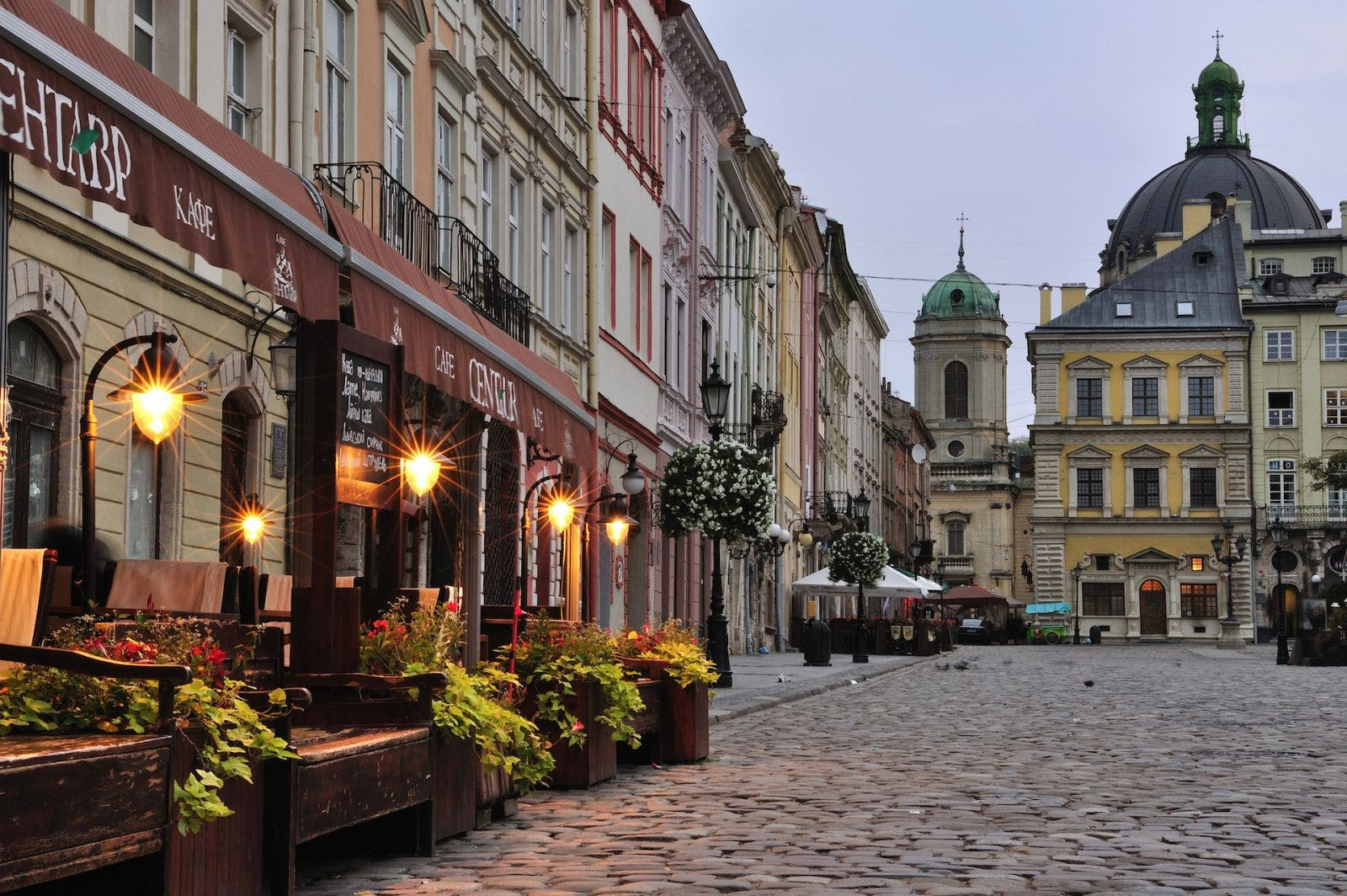 Picture of Lviv