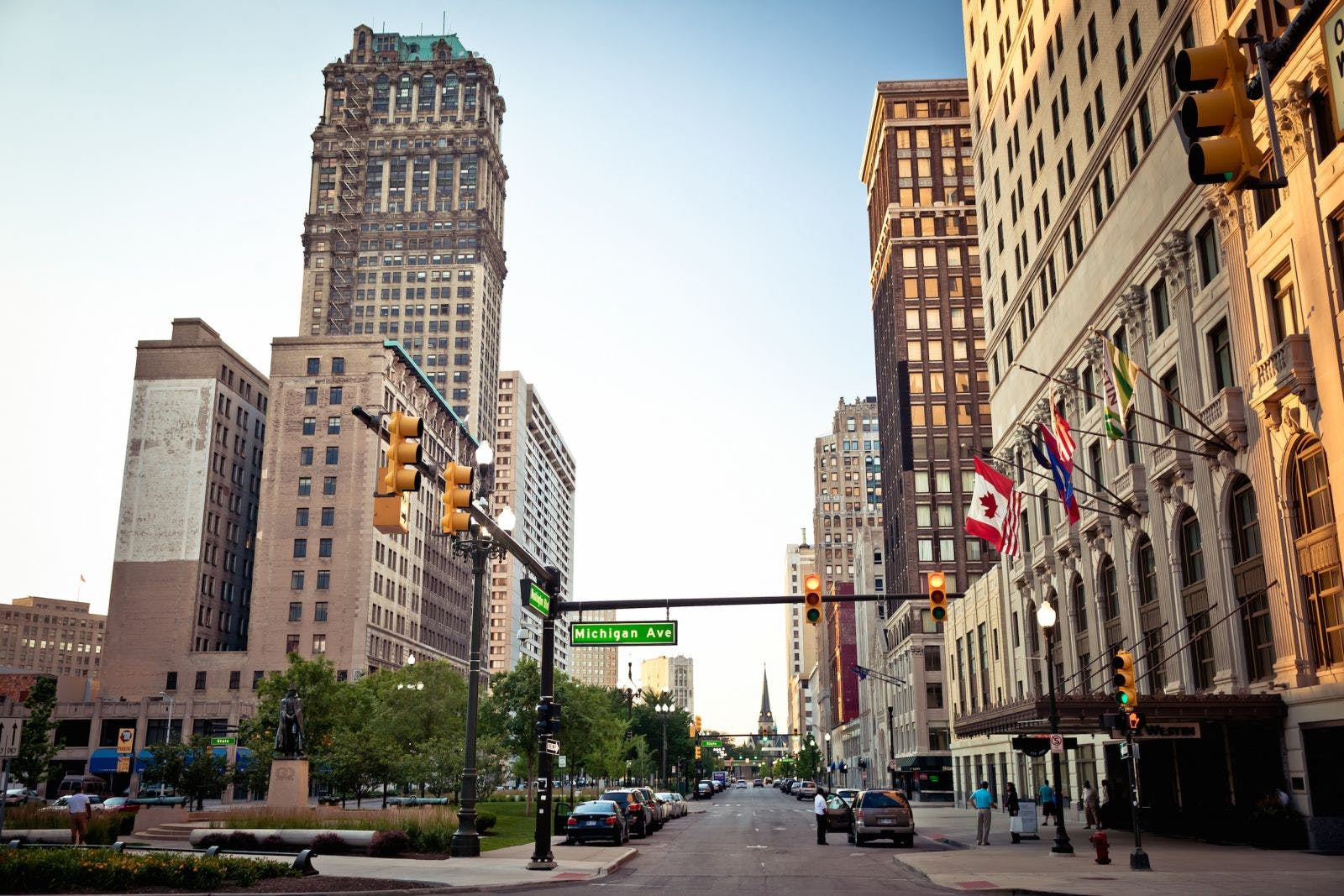 Picture of Detroit