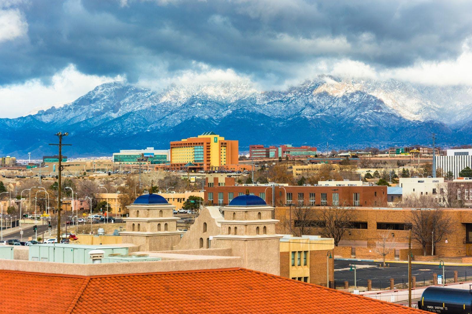Picture of Albuquerque