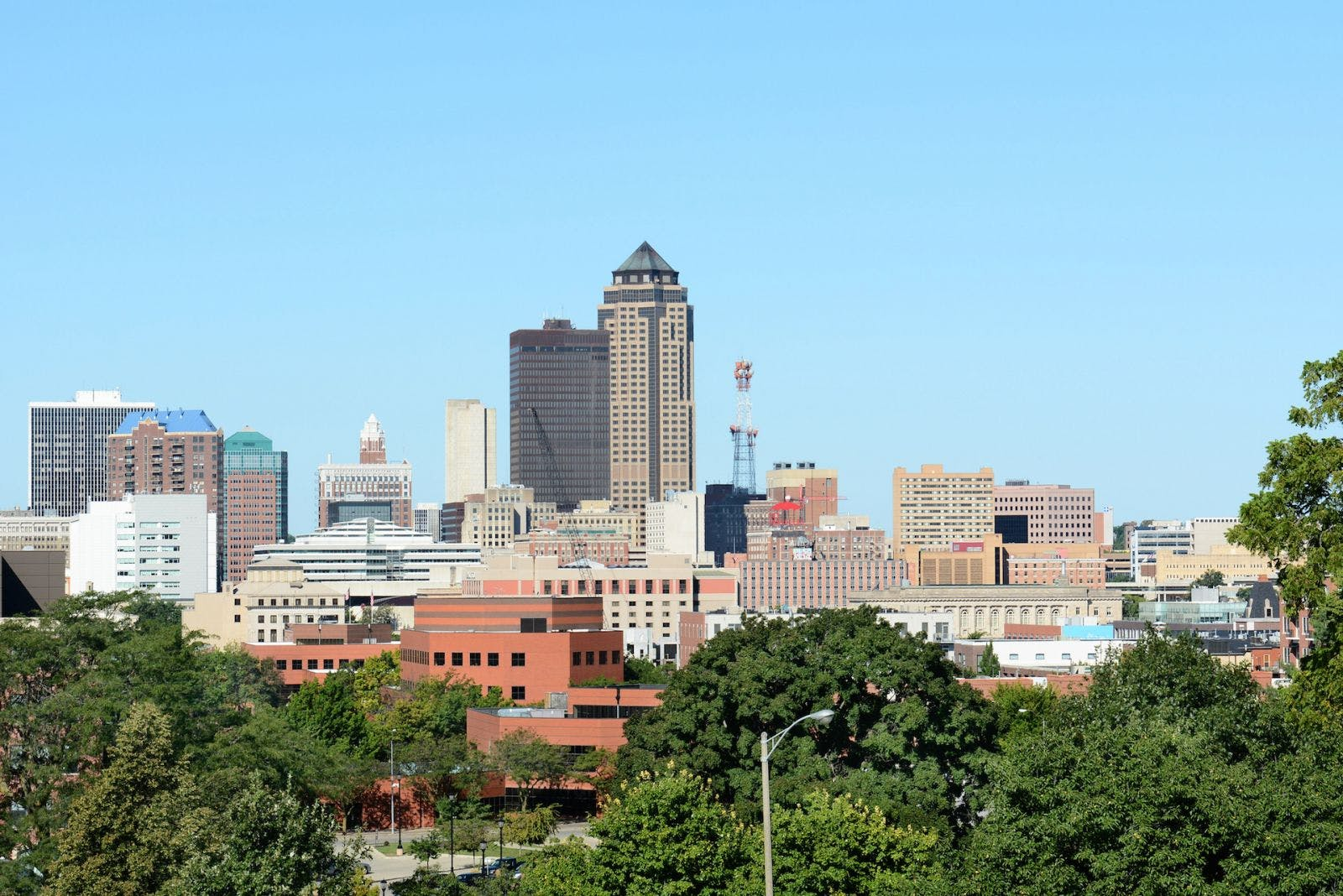 Picture of Des Moines