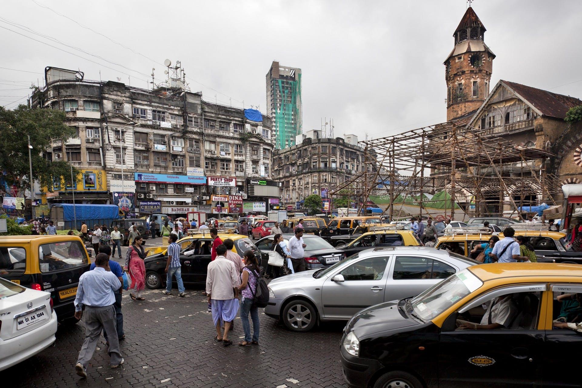 Picture of Mumbai