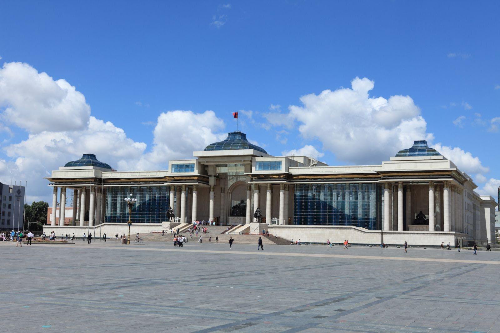Picture of Ulaanbaatar