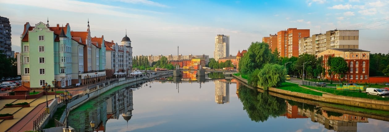 Picture of Kaliningrad