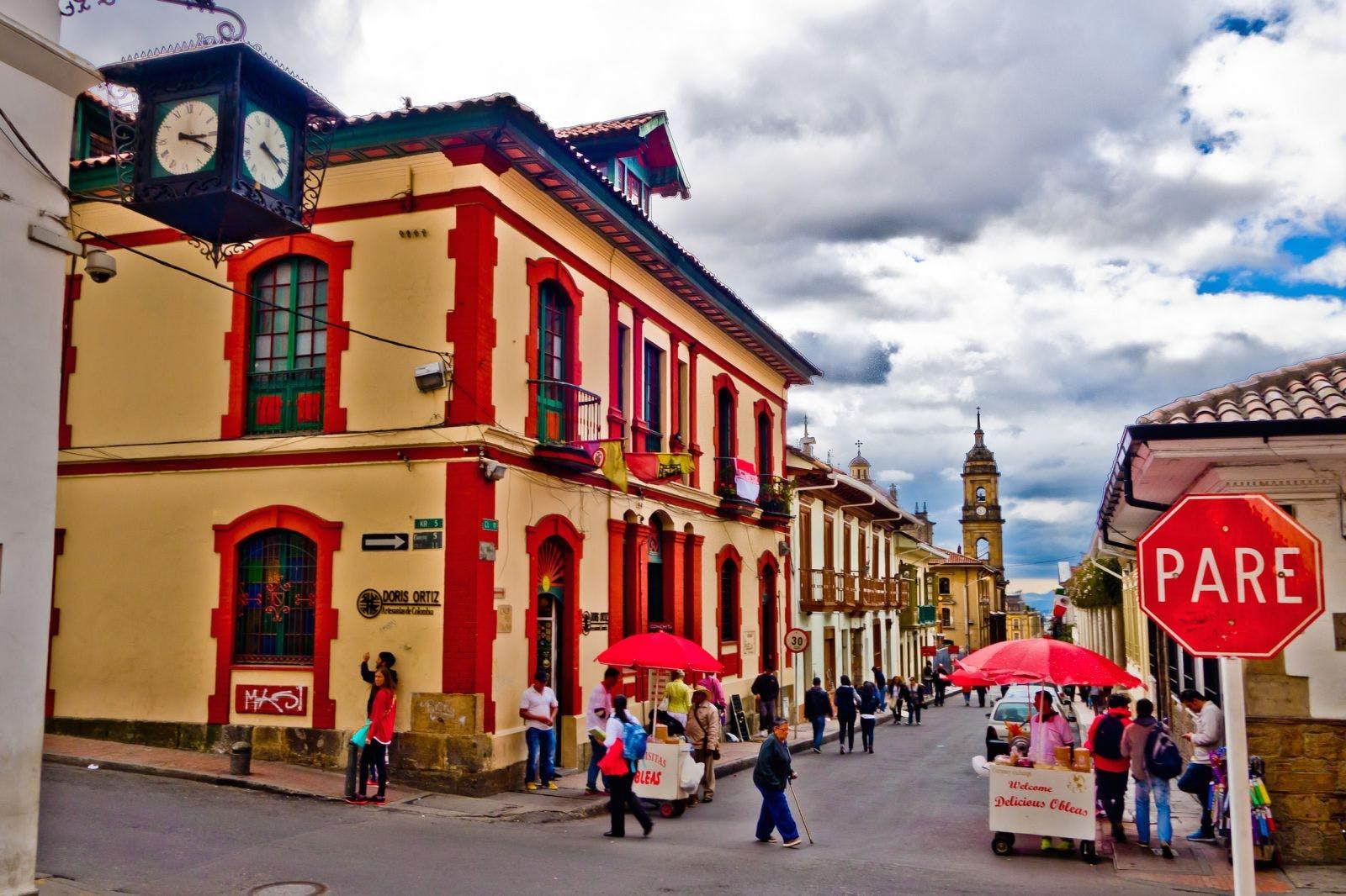 Picture of Bogota