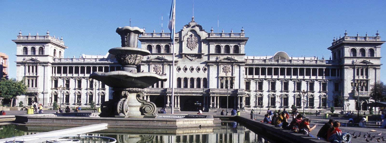 Picture of Guatemala City
