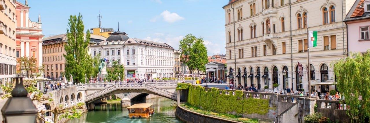 Picture of Ljubljana