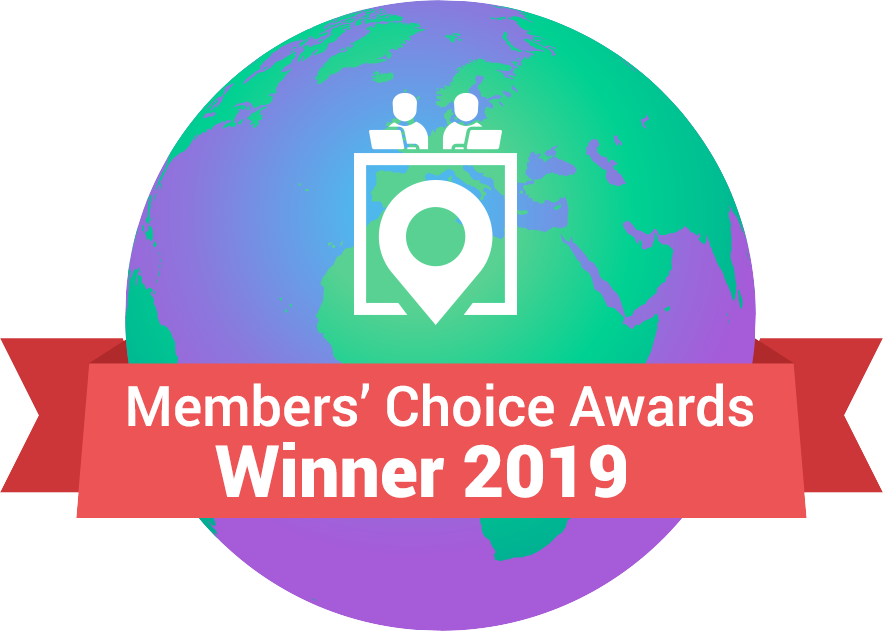 Coworker Members Choice Award Winner 2019
